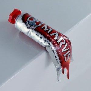 $4.49起收旅行装Marvis 意大利顶级牙膏热卖 牙膏界的爱马仕