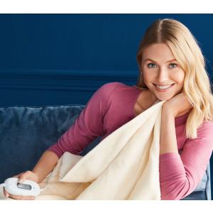 €19.99收加热床毯Lidl 冬季保暖专场限时低价 收电热毯 暖宝宝 护膝等