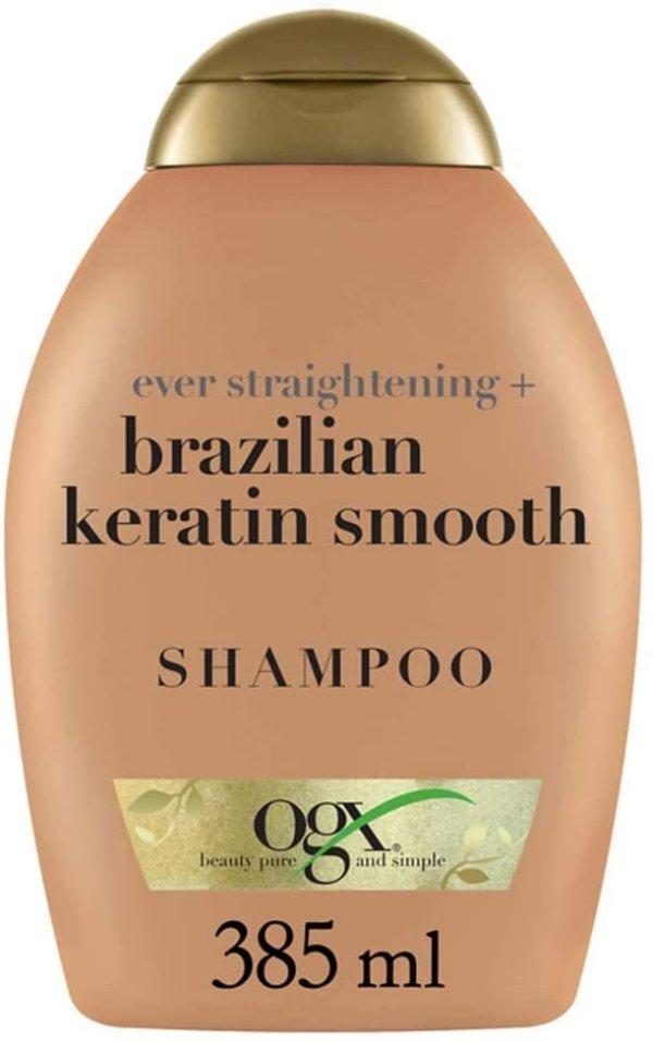 巴西可可坚果角蛋白洗发水 385 ml