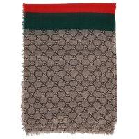 Gucci GG Web 围巾