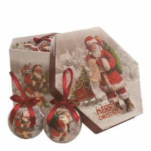 低至5折圣诞装饰品 圣诞挂饰、圣诞袜子、槲寄生