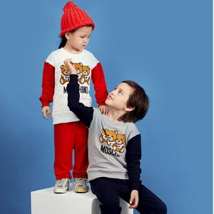 50% OffSelect Kids Clothing Sale @Moschino