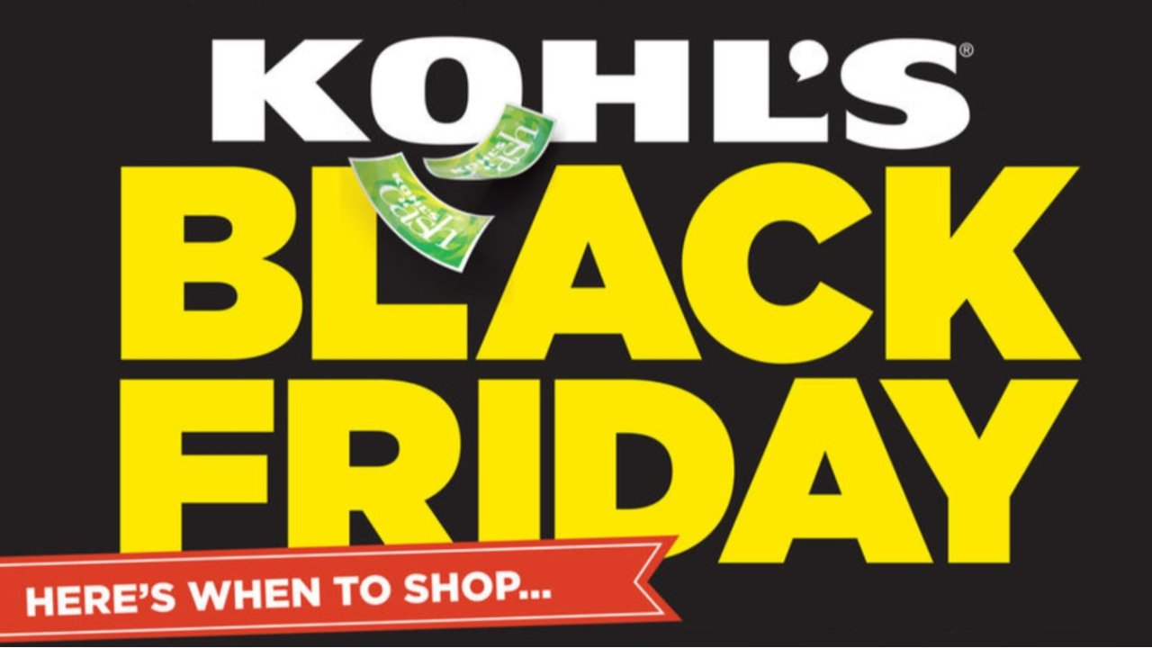 2020黑色星期五 Kohl's 海报大公开!什么最值得买?