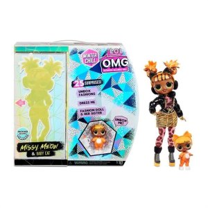 O.M.G. 盲盒娃娃
