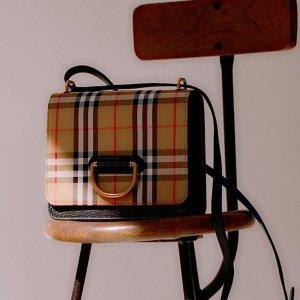 低至2.4折+至高减$50独家:Burberry 精选美包、围巾、墨镜等专场热卖