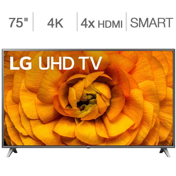 "75"" Class - UN8570 Series - 4K UHD LED LCD TV"