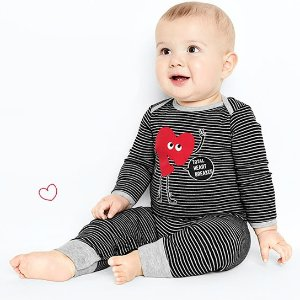 Dealmoon Exclusive! Extra 20% Off $40+ Up to 50% Off Valentine's Day Shop @ Carter's