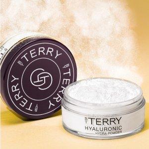 限时7折 天鹅绒粉底液$62By Terry 法国养肤美妆 秋冬必收玻尿酸散粉 保湿还定妆