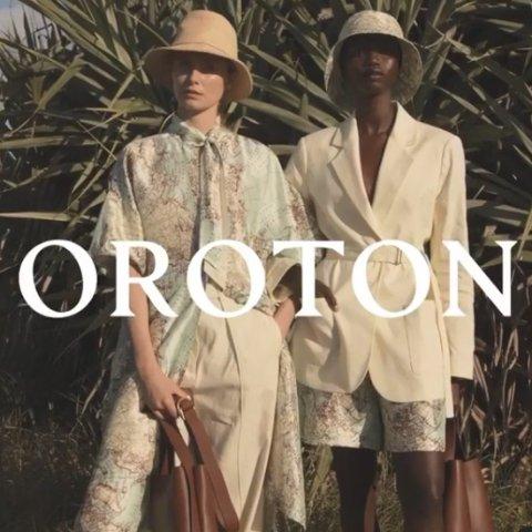 低至4折 链条包$124收Oroton官网 澳洲小众设计师美衣美包换季清仓促 全场$16起