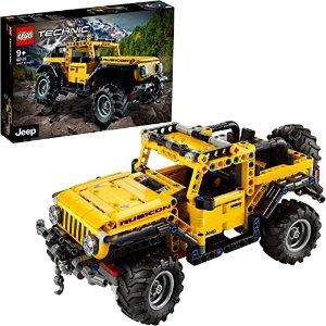 Lego42122 Technic Jeep 牧马人 4x4 Toy Car