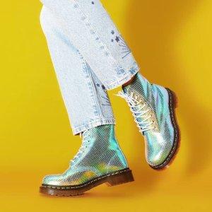 一律8折 £40收马卡龙匡威Allsole 新鞋闪促 收Veja、匡威、Dr Martens新款