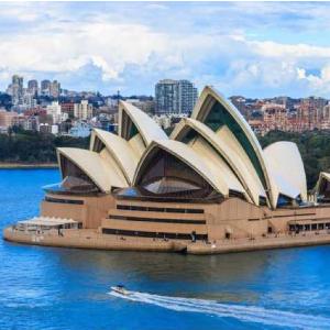 2月-5月/ 8月-11月苏黎世出发到澳大利亚多地 (悉尼 珀斯 布里斯班) 往返低至€640