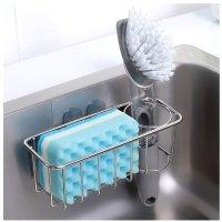 洗碗海绵+洗碗刷收纳架