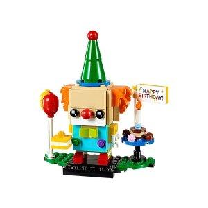 生日小丑 - 40348 | BrickHeadz 方头仔系列
