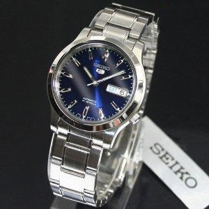 $66.51 (市场价$185)Seiko SNK793 典藏时光商务背透机械男表