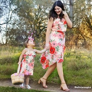 60% Off + Double Pointson Easter Dress Up & Matching Family @ Children's Place