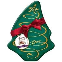 Dove 什锦松露巧克力圣诞树礼盒 5.64oz.
