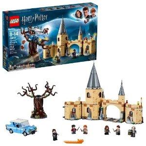 Lego满$50返$10礼卡Harry Potter 系列 霍格沃茨城门与打人柳 75953