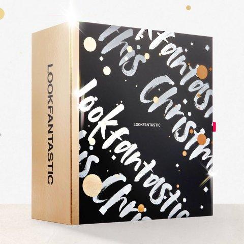 值4140RMB!8件正装!Lookfantastic 2020圣诞日历开启预售!限时减£15!