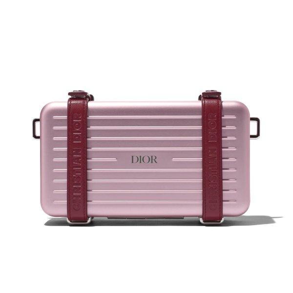 Dior联名胶囊单肩包