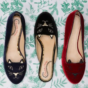 50% OffShoes & Handbags Sale @ Charlotte Olympia