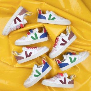首降7.5折+仅限36小时+免邮中国Veja 小白鞋精选热卖,经典款低至¥580,永不输气场的小白鞋