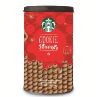 Starbucks 节日限定巧克力卷 20支装