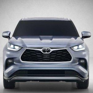 猛涨近一成 起售价$34,6002020 Toyota Highlander 丰田汉兰达售价公布