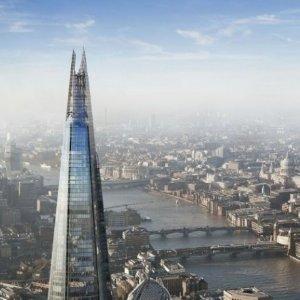 £89 浪漫Skyline+意式大餐伦敦最高点碎片大厦观景+Marco Pierre 意式大餐 双人套票£89