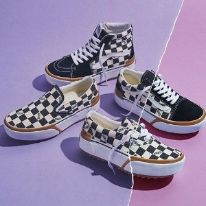 Highly RecomendedHBX Vans Sneakers New Arrival