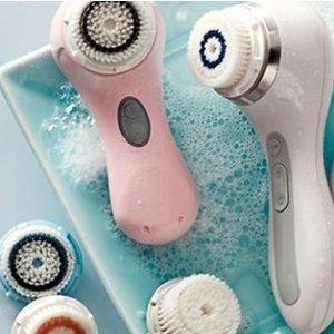 低至5折 洗脸刷$111收史低价:Clarisonic 洗脸涮、粉底刷、抗老刷等特卖