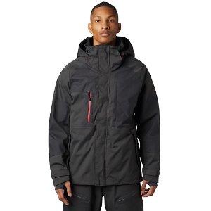 3.5折+会员包邮Mountain Hardwear官网 男女冬季羽绒服、夹克促销