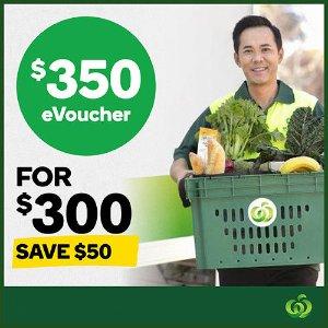 最高立减$50  多额度可选线上专享:Woolworths 超市官网代金券热卖