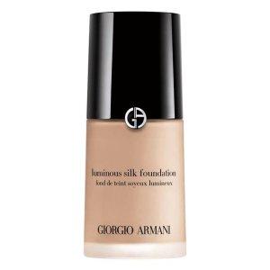 ARMANIAdd to cartLuminous Silk Foundation | Giorgio Armani Beauty