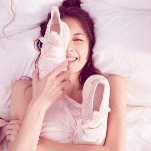 低至5折+额外8.5折Puma 粉色运动鞋折上折 小仙女甜美一夏