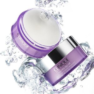 30% Off with Purchase+GWPDealmoon Exclusive: Clinique Take the Day Off Makeup Remover Sale