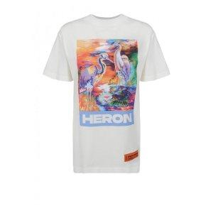 HERON PRESTON简约T恤