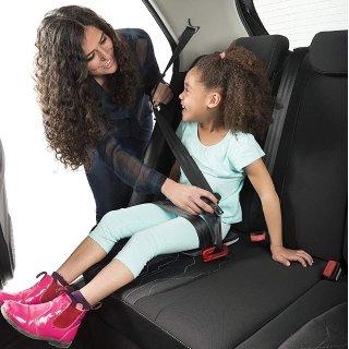 英国直邮¥206Mifold 超便携儿童安全座椅 出行好帮手