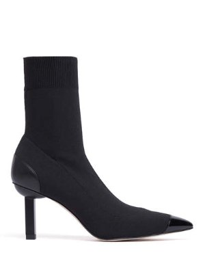 JULIE - 尖頭襪靴 | 靴 | 鞋履 | Pedder Red