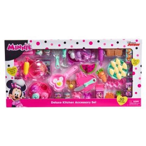 Minnie's Happy Helpers Deluxe Kitchen Accessory Set