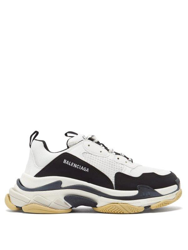 Triple S 老爹鞋