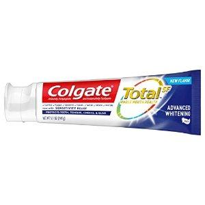 $1.96Colgate 强效美白牙膏 144克