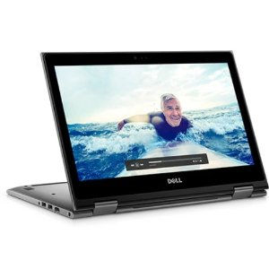 $1103.99(原价$1298.99)Dell New Inspiron 13 5000 2合1 笔记本(i5-8250U,8GB, DDR4)