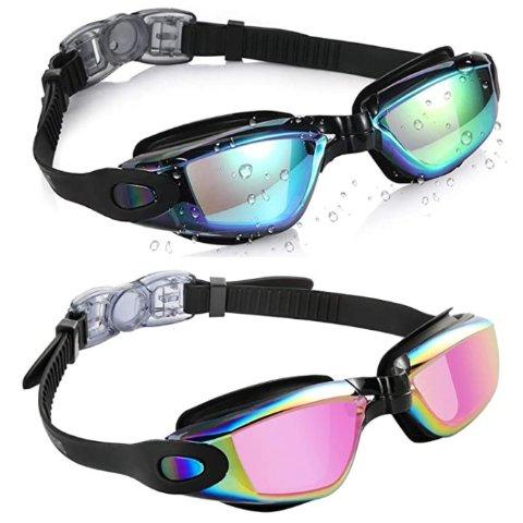 $8.99Amazon Aegend Swim Goggles