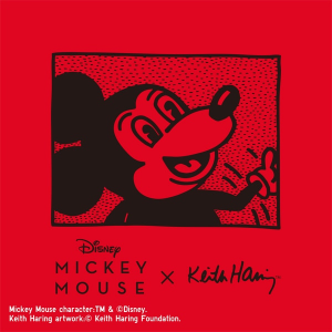 现已发售 €14.9收T恤Uniqlo 联名款 米奇 X Keith Haring服饰热卖 超萌米奇与你见面