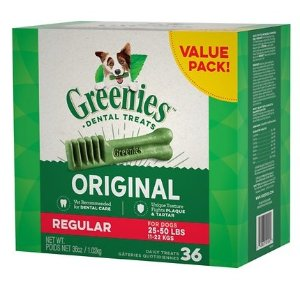 30% OffGreenies Dental Dog Treats on Sale