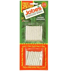 Jobe's 盆栽化肥棒,50支