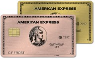 Earn 25,000 points. Terms ApplyAmerican Express® Gold Card