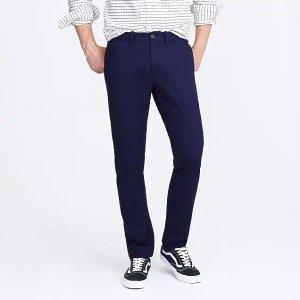 J.CrewMen's Driggs Slim-Fit Flex Chino - Men's Pants | J.Crew
