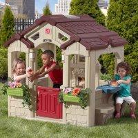 Step2 儿童室外游戏屋